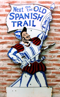 Tucson OST sign