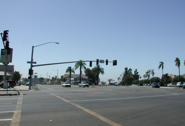 Park Ave and El Cajon Blvd