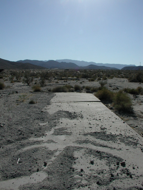 Lee highway concrete near Millers